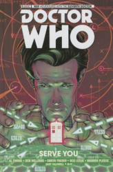 Doctor Who - Al Ewing (ISBN: 9781782761761)