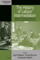 History of Labour Intermediation - Institutions and Finding Employment in the Nineteenth and Early Twentieth Centuries (ISBN: 9781782385509)