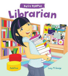 Busy People: Librarian (ISBN: 9781682971352)