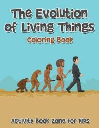 Evolution of Living Things Coloring Book (ISBN: 9781683762850)