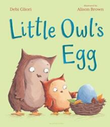 Little Owl's Egg (ISBN: 9781681193243)