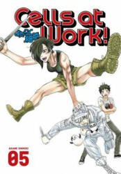 Cells At Work! 5 (ISBN: 9781632364265)