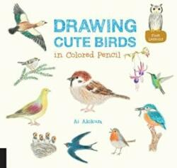 Drawing Cute Birds in Colored Pencil (ISBN: 9781631592652)