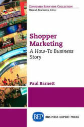 Shopper Marketing - Paul Barnett (ISBN: 9781631573576)