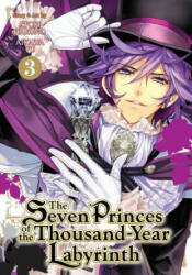 Seven Princes of the Thousand Year Labyrinth - Aikawa Yu, Atori Haruno (ISBN: 9781626925069)