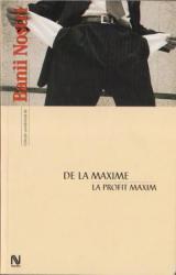 De la maxime la profit maxim (ISBN: 9789735696894)