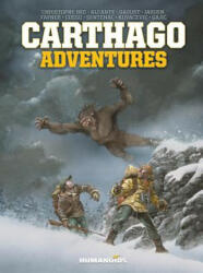 Carthago Adventures (ISBN: 9781594657931)