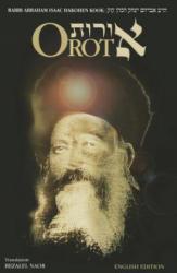 Orot (ISBN: 9781592644209)