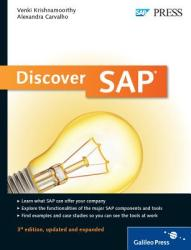 Discover SAP (ISBN: 9781592299874)