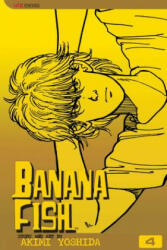 Banana Fish, Vol. 4 (ISBN: 9781591161332)