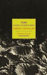 Fear: A Novel of World War I (ISBN: 9781590177167)