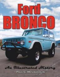 Ford Bronco - Paul G. McLaughlin (ISBN: 9781583883303)