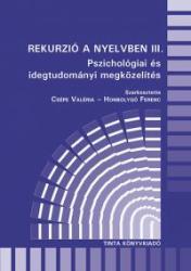 REKURZIÓ A NYELVBEN III (ISBN: 9789639902848)