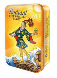 Radiant Rider-Waite in a Tin (ISBN: 9781572818033)