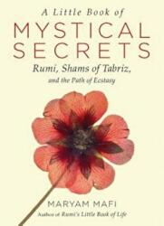 Little Book of Mystical Secrets - Rumi, Shams of Tabriz, and the Path of Ecstasy (ISBN: 9781571747457)