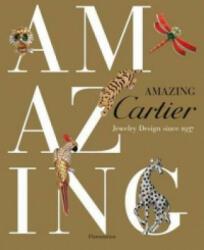 Amazing Cartier: Jewelry Design Since 1937 - Nadine Coleno (2009)