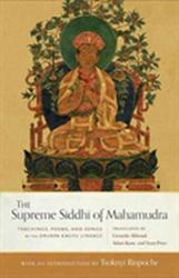 Supreme Siddhi of Mahamudra - Sean Price, Adam Kane, Gerardo Abboud (ISBN: 9781559394680)