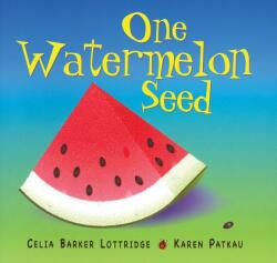 One Watermelon Seed (ISBN: 9781554552221)