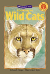 Looking at Wild Cats (ISBN: 9781554532858)