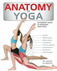Anatomy of Yoga - Abigail Ellsworth (ISBN: 9781554077663)