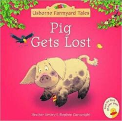 Pig Gets Lost (ISBN: 9780746063149)