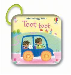 Toot toot buggy book (ISBN: 9780746099575)
