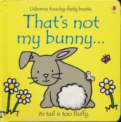 That's Not My Bunny (ISBN: 9780746066928)
