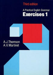 Practical English Grammar: Exercises 1 - Grammar Exercises to Accompany a Practical English Grammar (ISBN: 9780194313438)