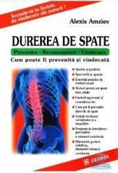 Durerea de spate. Prevenire. Recunoaștere. Vindecare (2008)