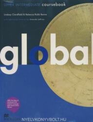 Global - Coursebook - Upper Intermediate - With Business CLass eWorkbook - CEF B2 - A Tennant (ISBN: 9780230443785)