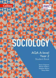 AQA A-level Sociology - Student Book 2 (ISBN: 9780007597499)