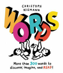 Words (ISBN: 9780062455505)