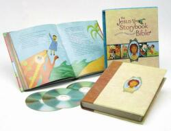 The Jesus Storybook Bible Deluxe Edition: With CDs (ISBN: 9780310748847)