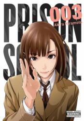 Prison School, Vol. 3 - Akira Hiramoto (ISBN: 9780316346139)