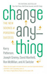 Change Anything: The New Science of Personal Success (ISBN: 9780446573900)
