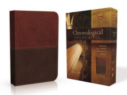 The Chronological Study Bible, NKJV (ISBN: 9780718040536)