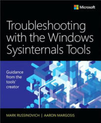 Troubleshooting with the Windows Sysinternals Tools (ISBN: 9780735684447)