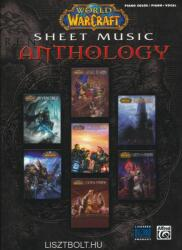 World of WarCraft Sheet Music Anthology (ISBN: 9780739073612)
