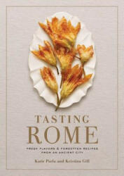 Tasting Rome - Katie Parla (ISBN: 9780804187183)