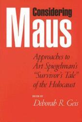 "Considering """"Maus - Deborah R Geis (ISBN: 9780817354350)"