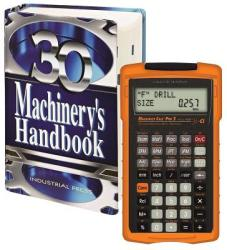 Machinery's Handbook 30th. Edition, Toolbox, Calc Pro 2 Combo (ISBN: 9780831136093)