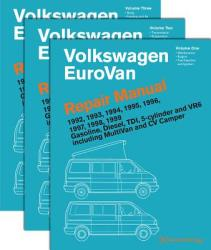 Volkswagen Eurovan Repair Manual (ISBN: 9780837616810)