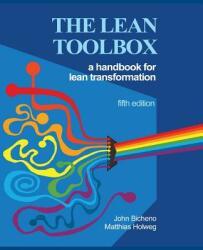 Lean Toolbox 5th Edition (ISBN: 9780956830753)