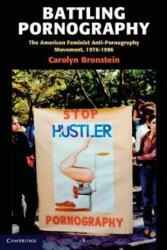 Battling Pornography - Carolyn Bronstein (ISBN: 9781107400399)