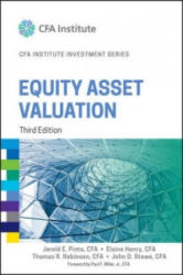Equity Asset Valuation (ISBN: 9781119104261)