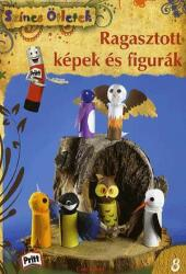 Ragasztott képek és figurák (ISBN: 9789632782157)