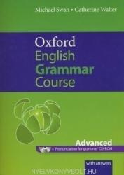Oxford English Grammar Course Advanced with Answers - Michael Swan, Catherine Walter (ISBN: 9780194312509)