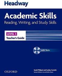 Headway Academic Skills: 3: Reading, Writing, and Study Skills Teacher's Guide with Tests CD-ROM (2011)