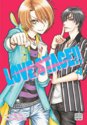 Love Stage! ! , Volume 4 (ISBN: 9781421579948)