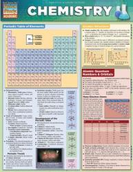 Quickstudy Chemistry Laminate (ISBN: 9781423218593)